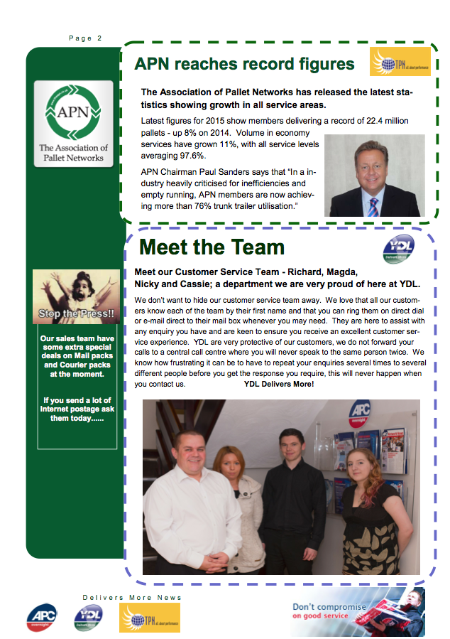 April Newsletter pg2